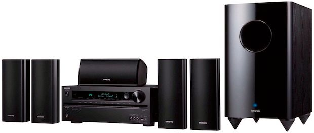 Onkyo HT-S7400 Home Theater System