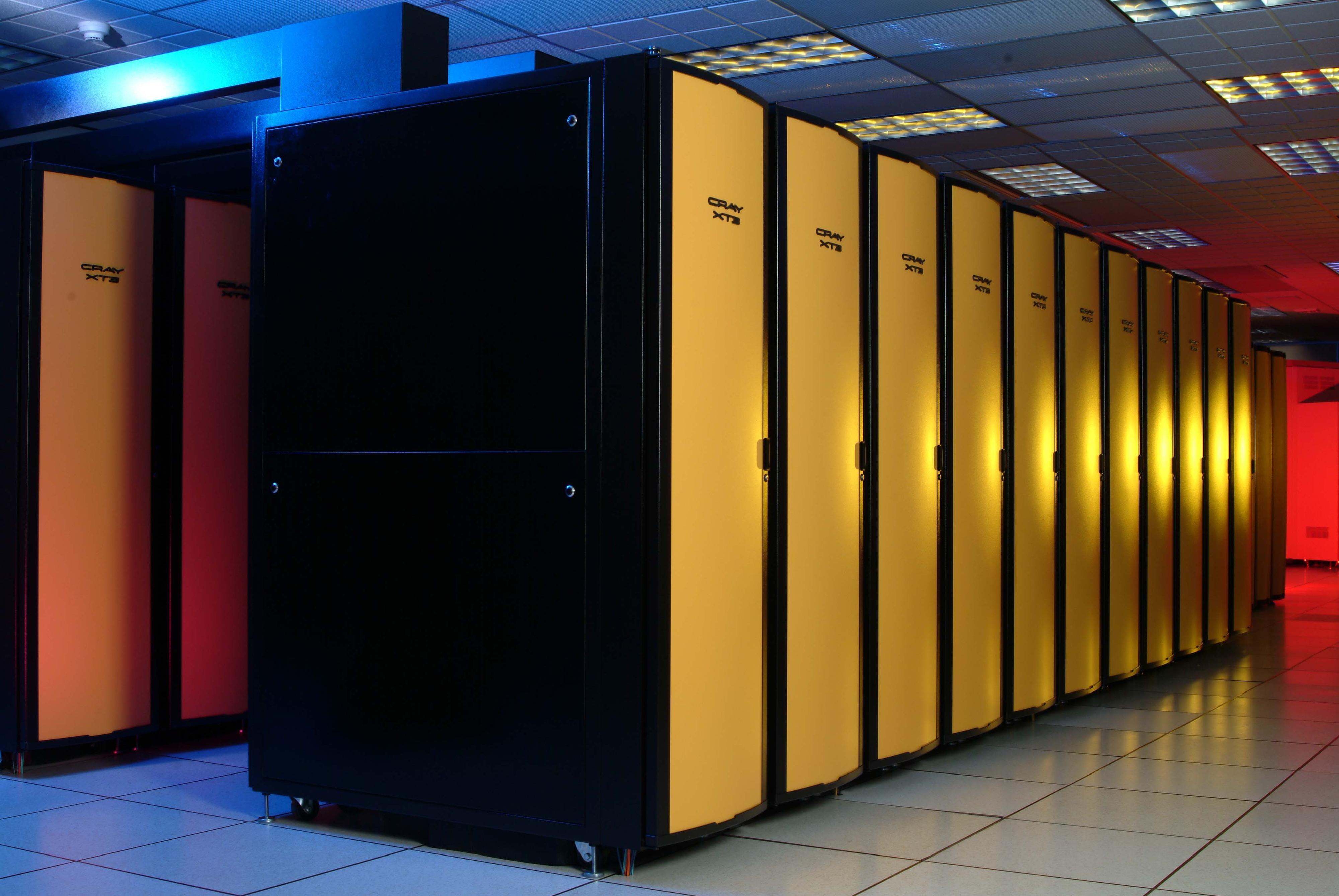 Cray XT3 - Pittsburg Supercomputing Center