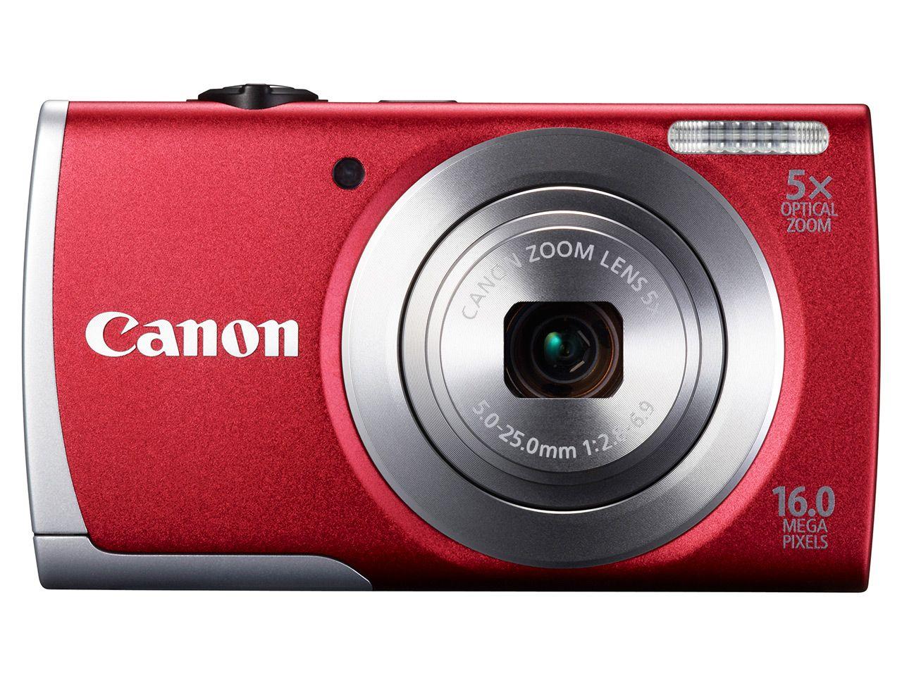 Canon PowerShot A2600.Foto: Canon