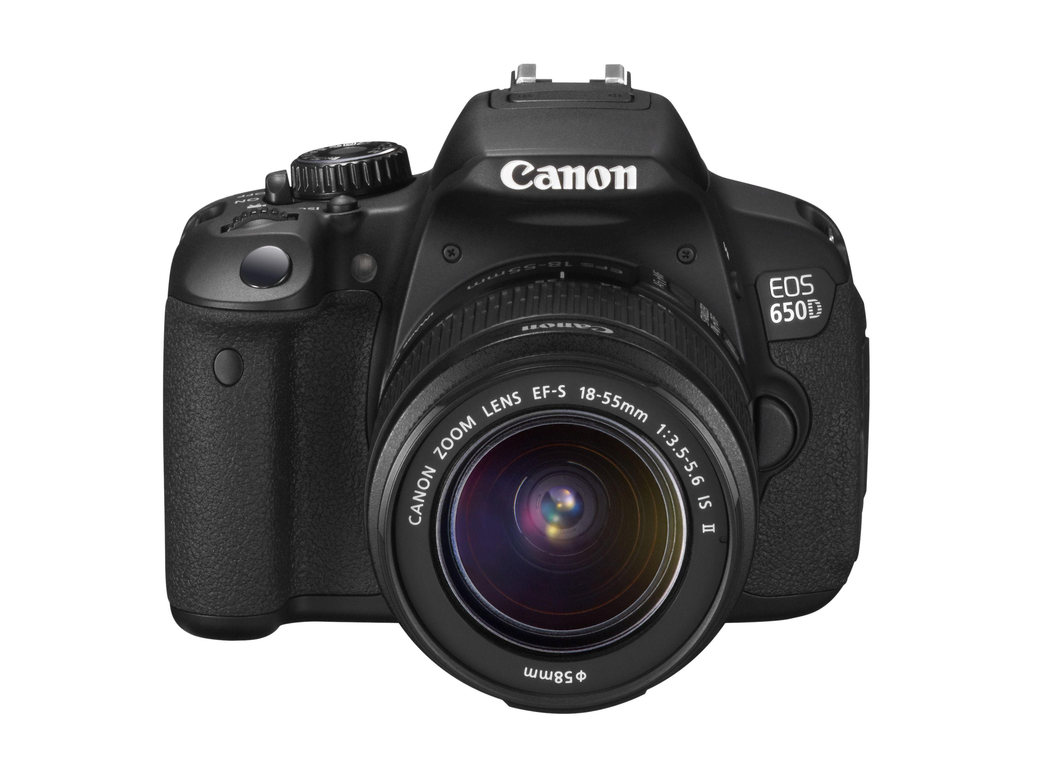 Canon EOS 650D.Foto: Canon