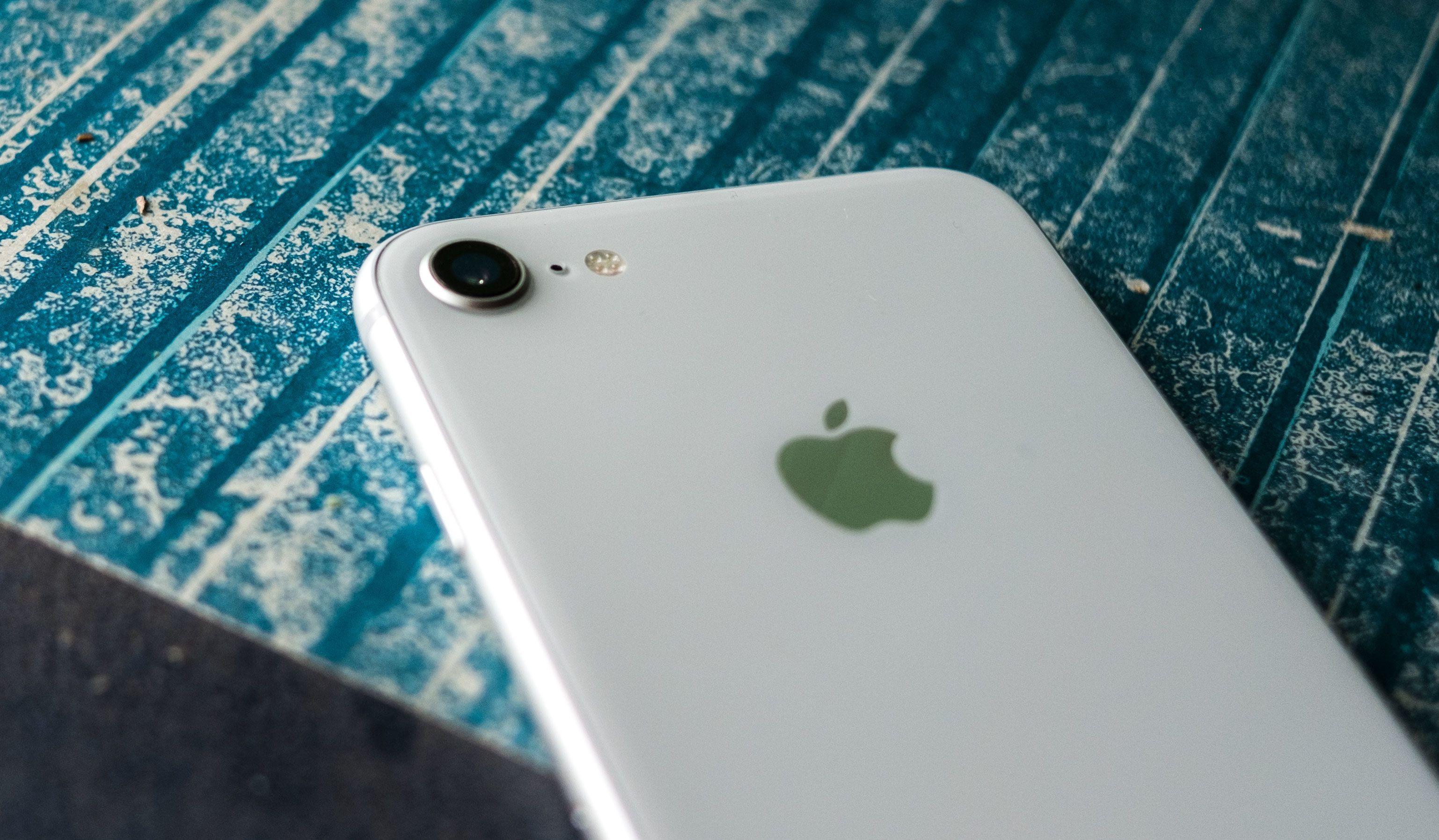 Kameraet til iPhone 8 har optisk bildestabilisering og tar noen virkelig lekre bilder.