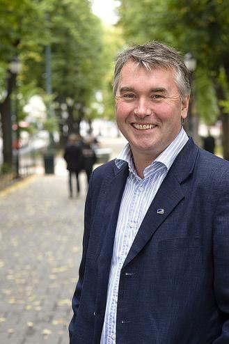 Trond Helleland er stortingsrepresentant for Høyre fra Buskerud, og samferdselspolitisk talsperson for partiet.Foto: Høyre
