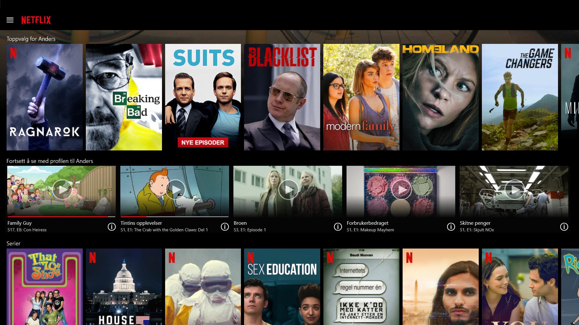 Ny Netflix-funksjon gjør det mindre «flaut» å teste nye serier