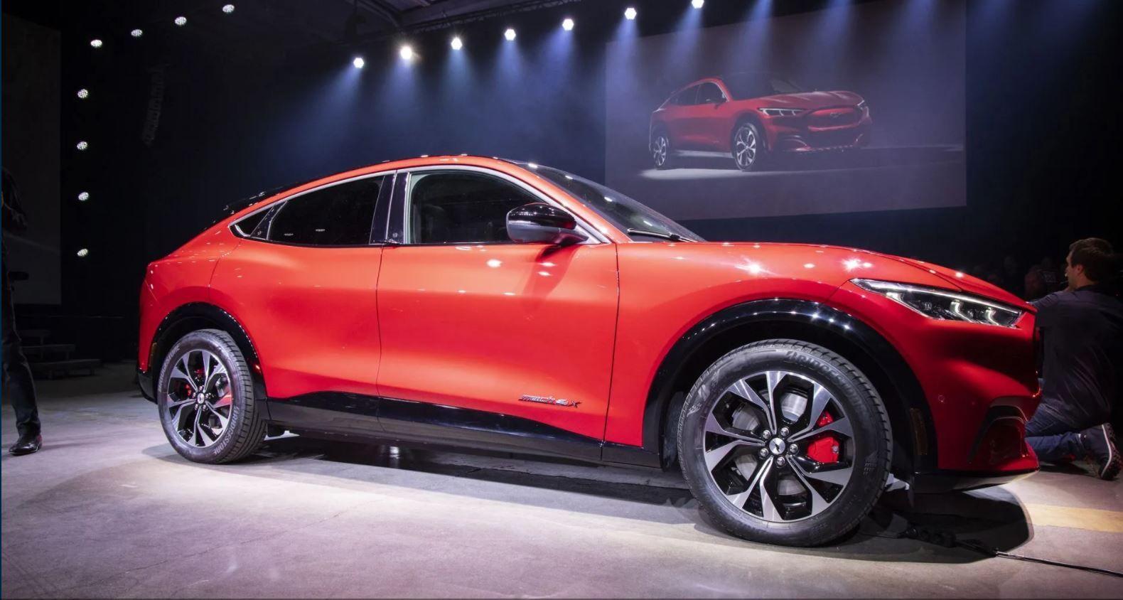 Kan nye Ford Mustang Mach-E bli myndighetens nye favoritt?