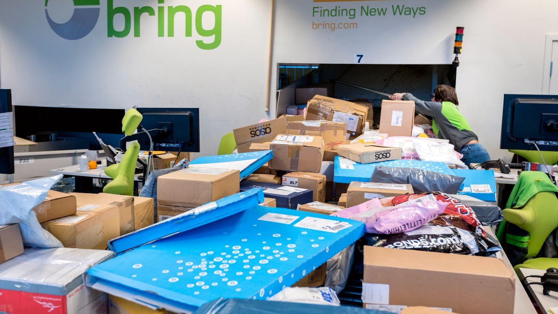 – Levering av pakker og post skal gå som normalt