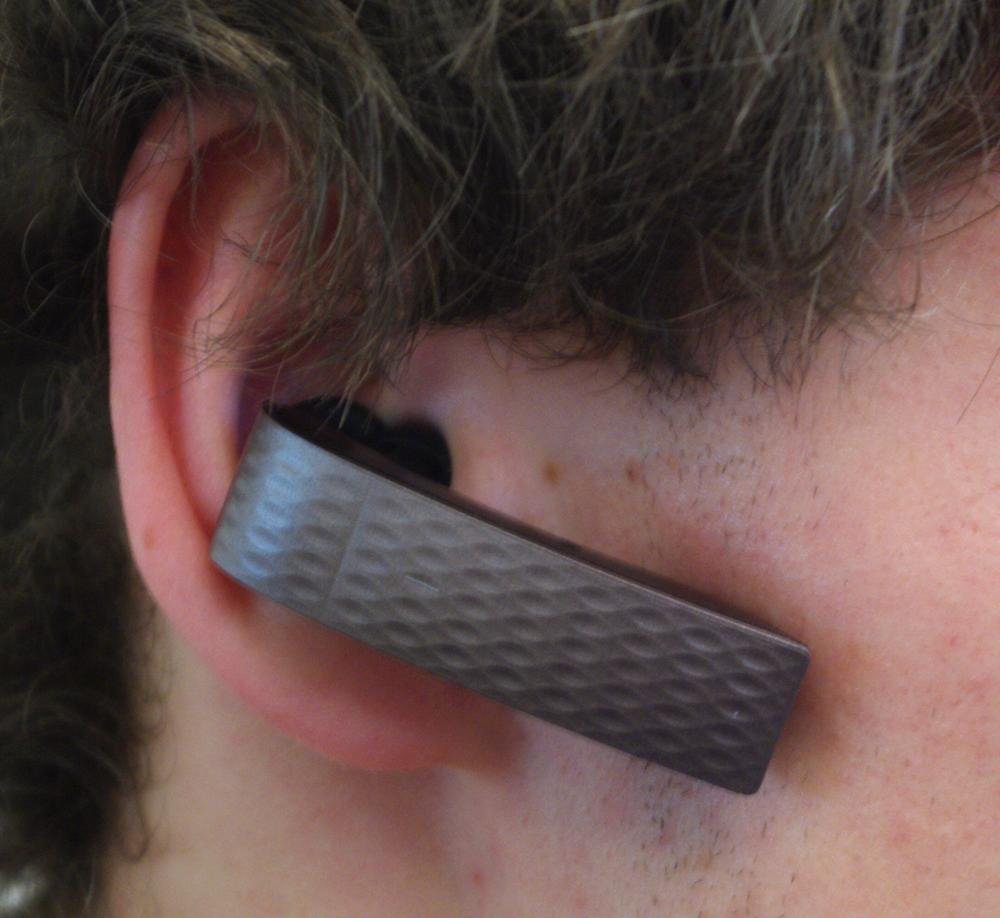 Jawbone Prime sitter godt på øret.
