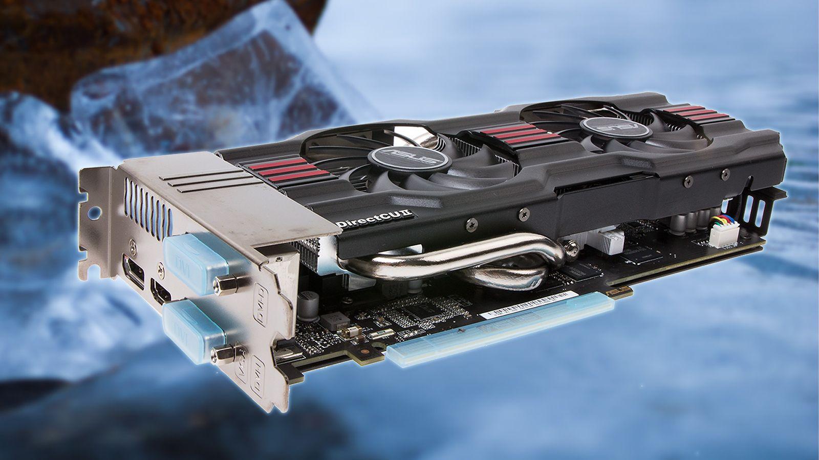 Asus GeForce GTX 680 DirectCU II 4GB
