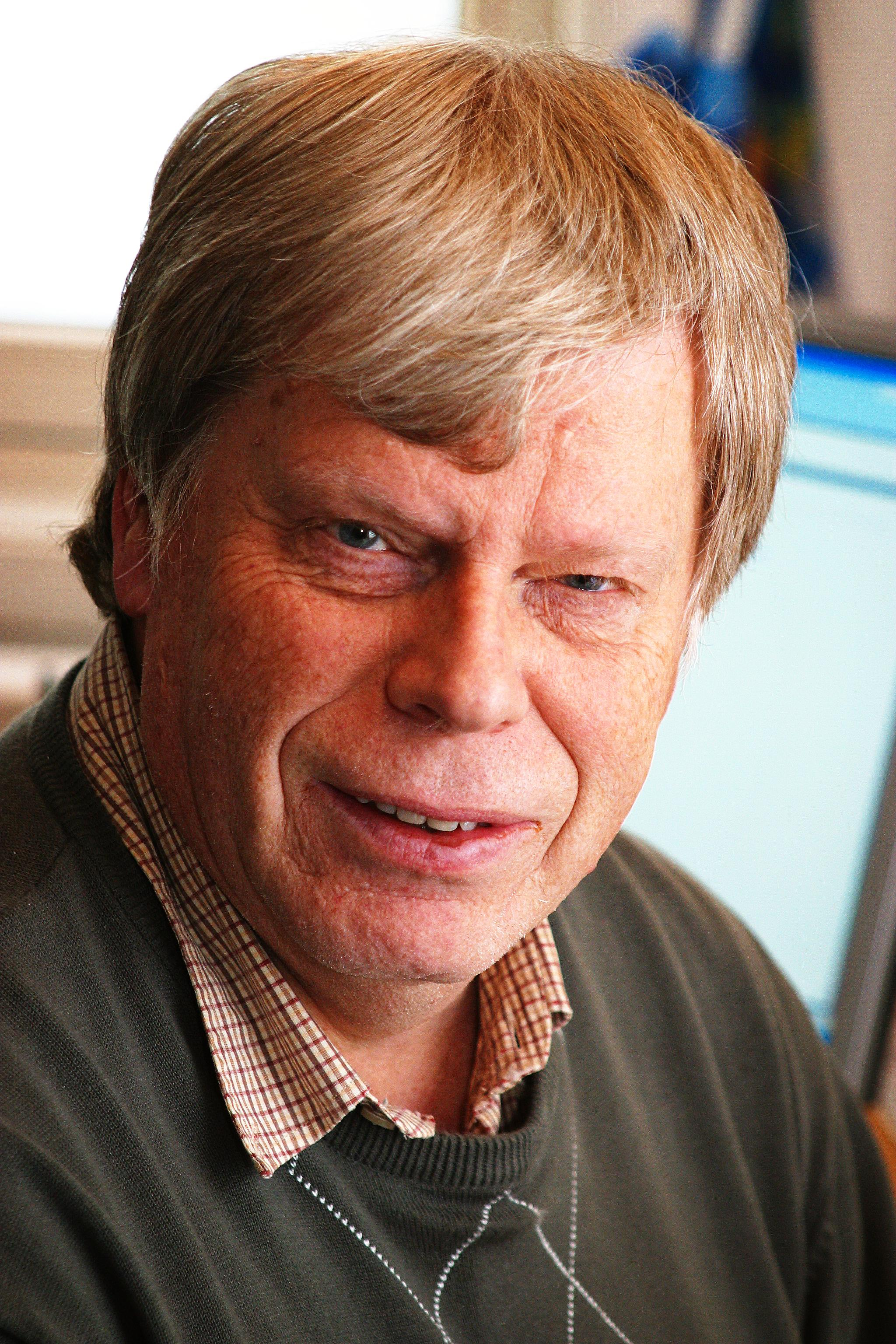 Erik Andersen, Informasjonssjef, Elektronikkbransjen. Foto: Stian Sønsteng.