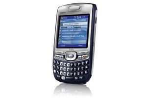 Palm Treo 750 er Palms første Windows-telefon.