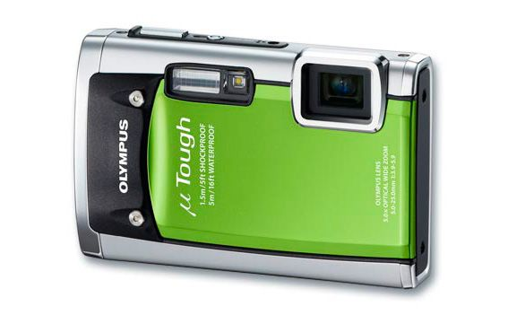 Olympus Mju TOUGH-6020.