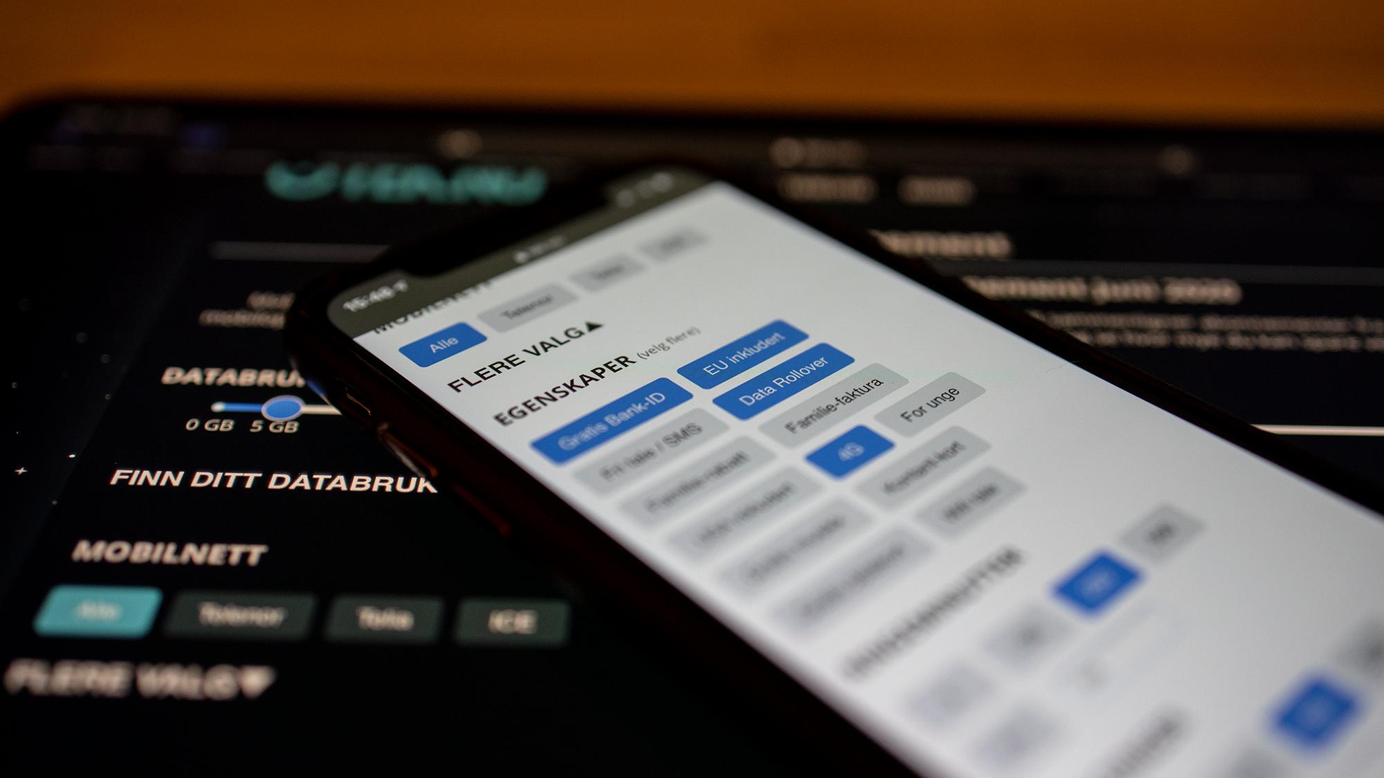 Forbrukerrådet maner til å bytte mobilabonnement: - Mange vil bli overrasket