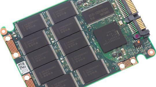 Western Digital entrer SSD-markedet