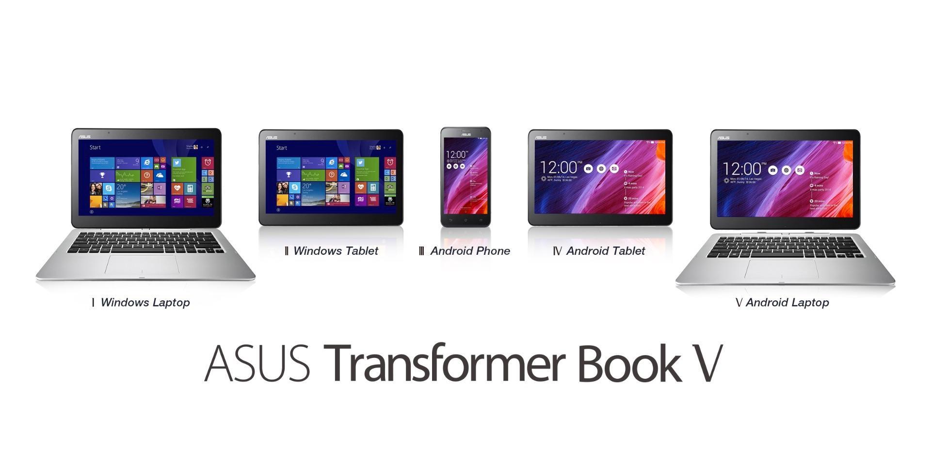 Asus Transformer Book V.Foto: Asus