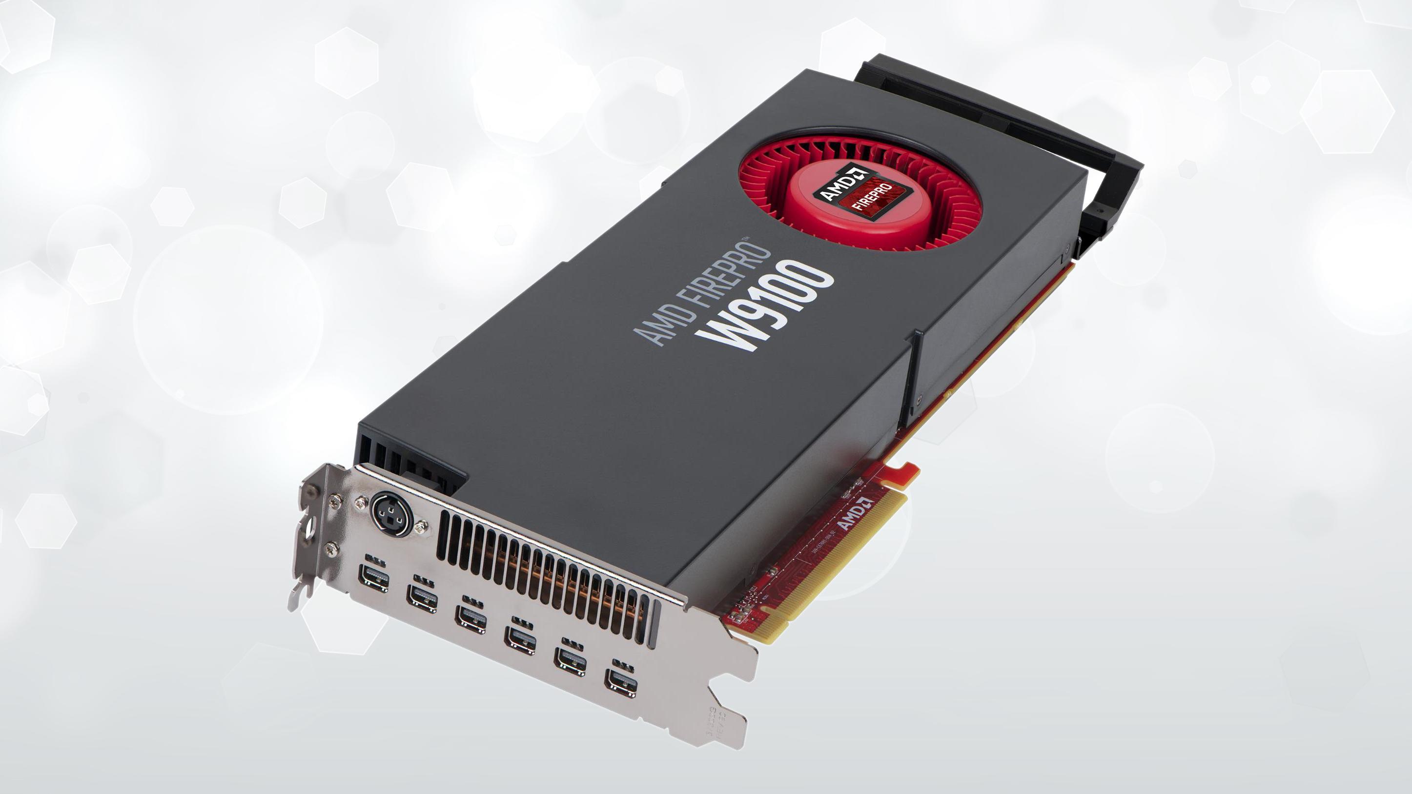 AMDs nye proff-skjermkort har 32 GB minne