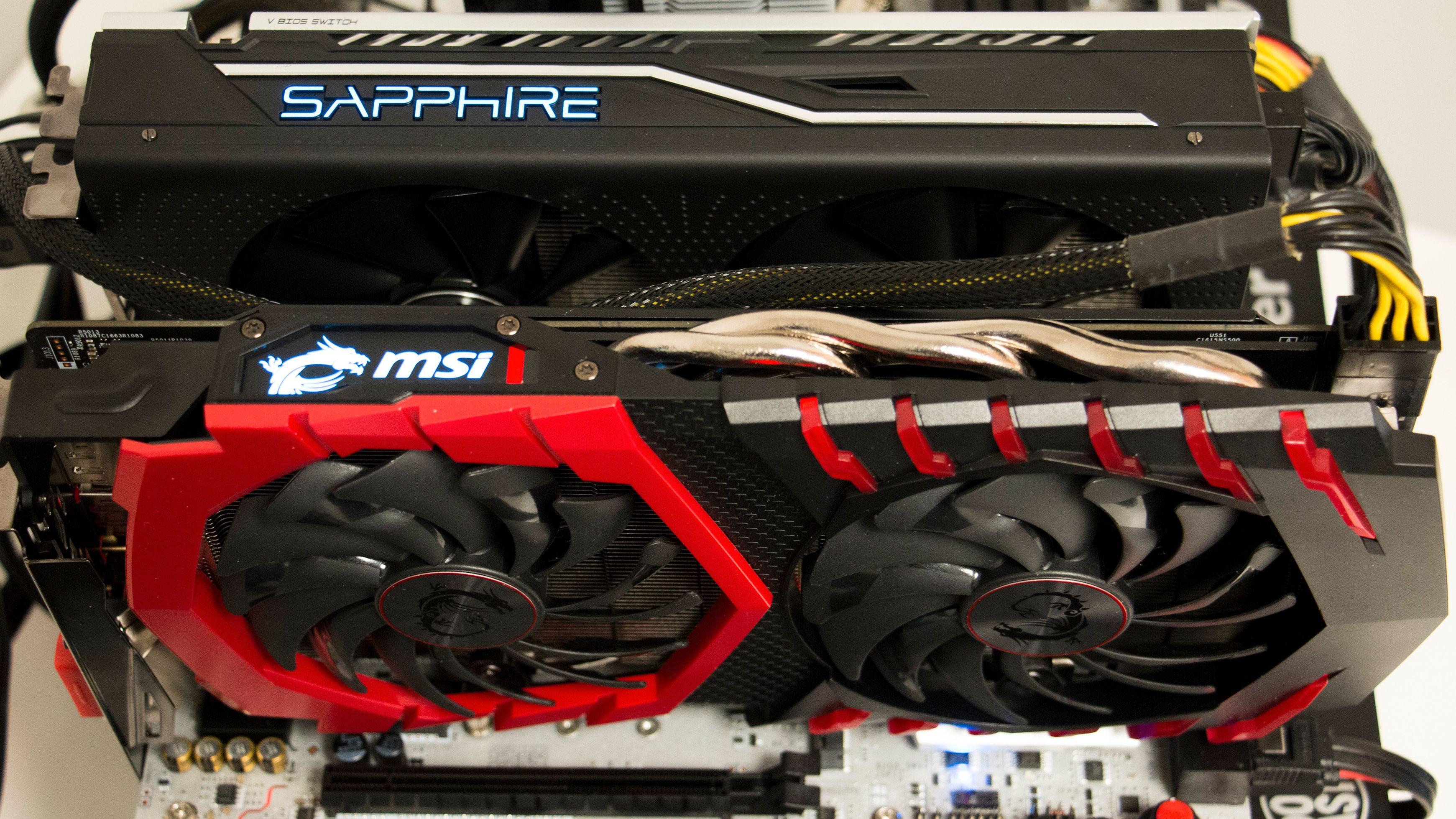 AMD Radeon RX 480 CFX