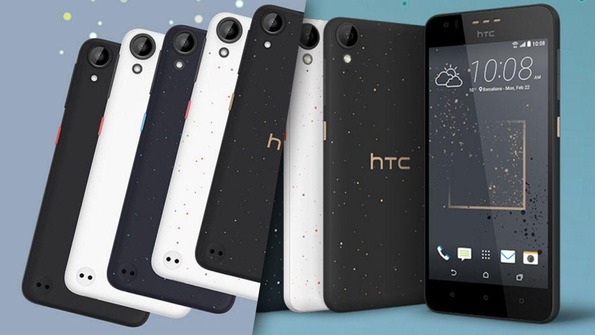 HTCs nye mobiler er full av flekker