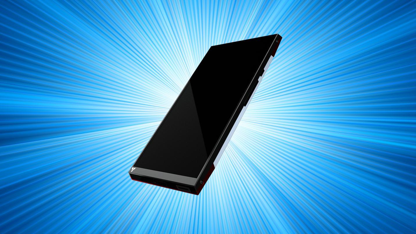 Denne mobilen er supersikker og sterkere enn stål – og kan snart bestilles