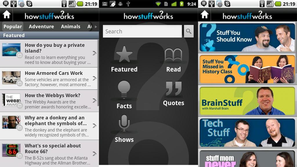 Denne app-en gir deg svarene