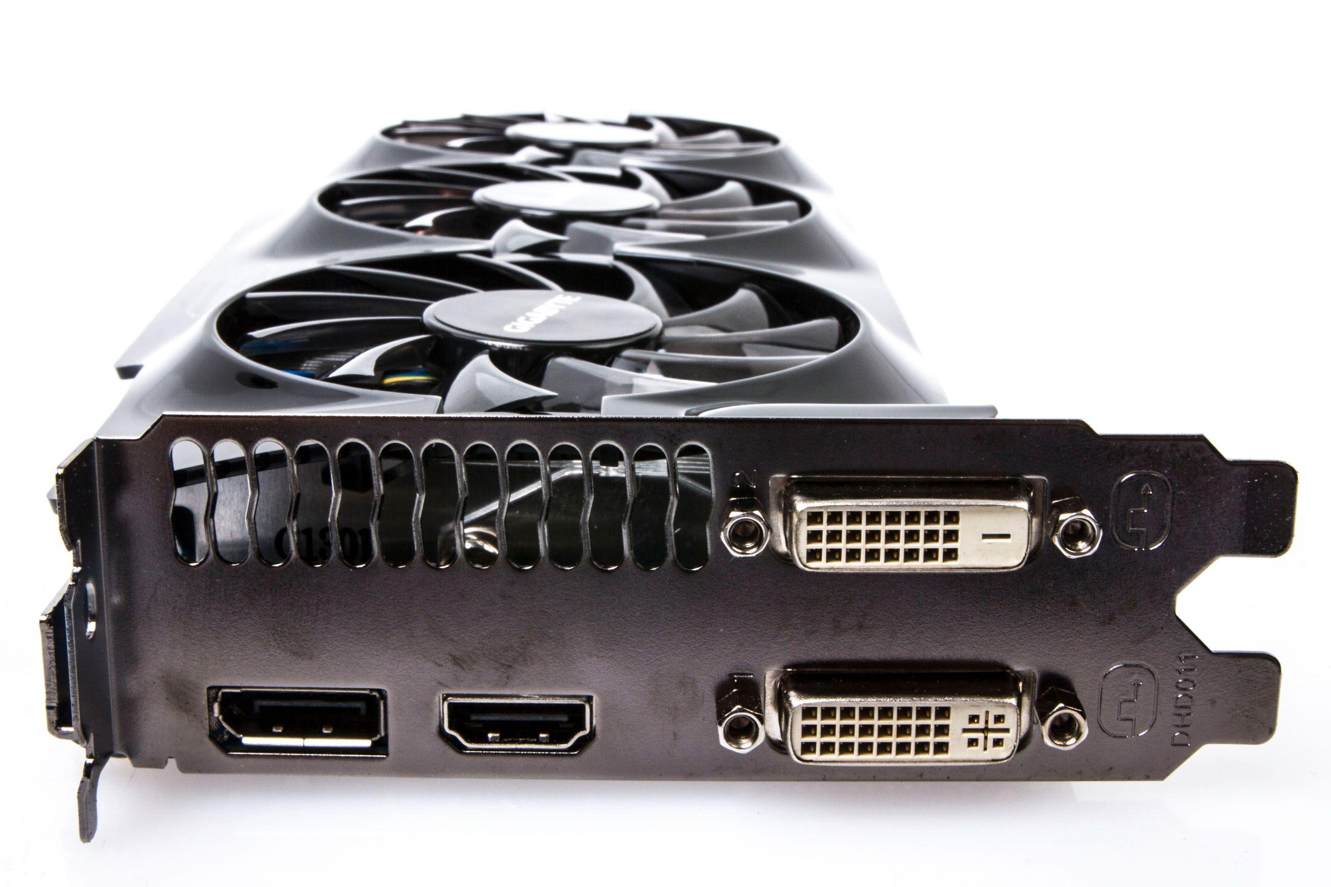 Gigabyte GeForce GTX 780 Windforce 3X 4 GB.Foto: Varg Aamo, Hardware.no