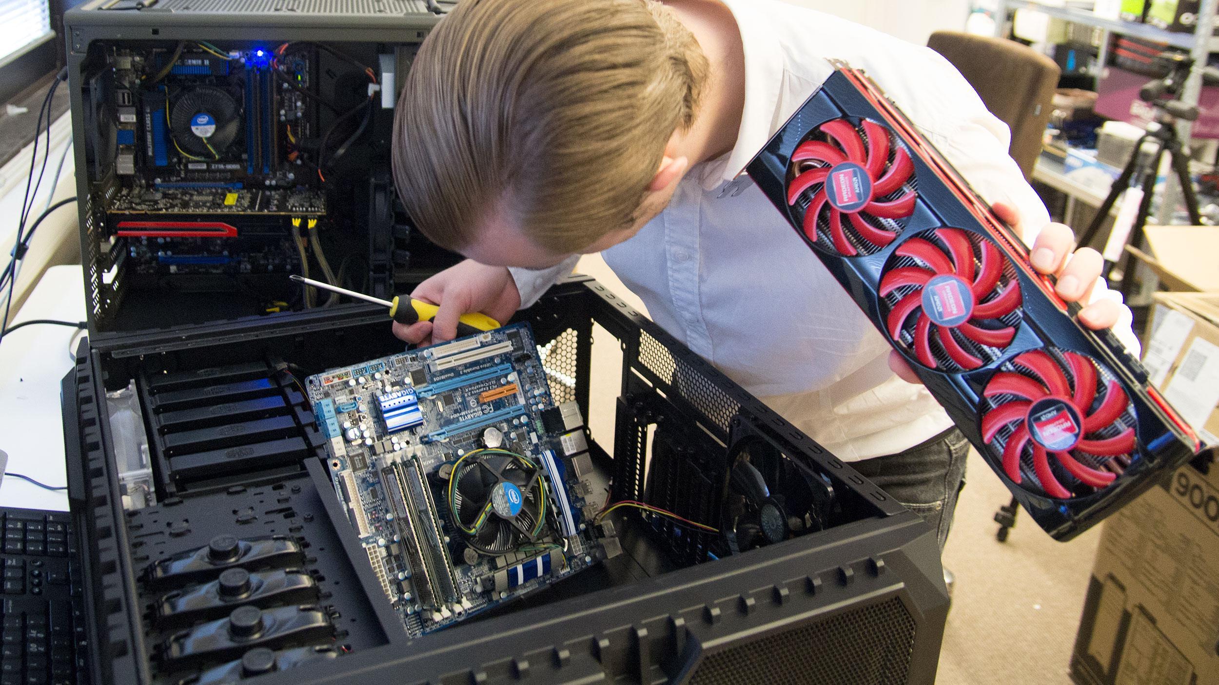 PC-bygging, del 3