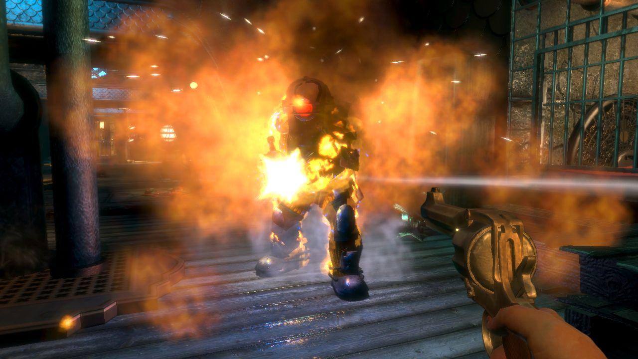 Pirates-regissør gjør Bioshock