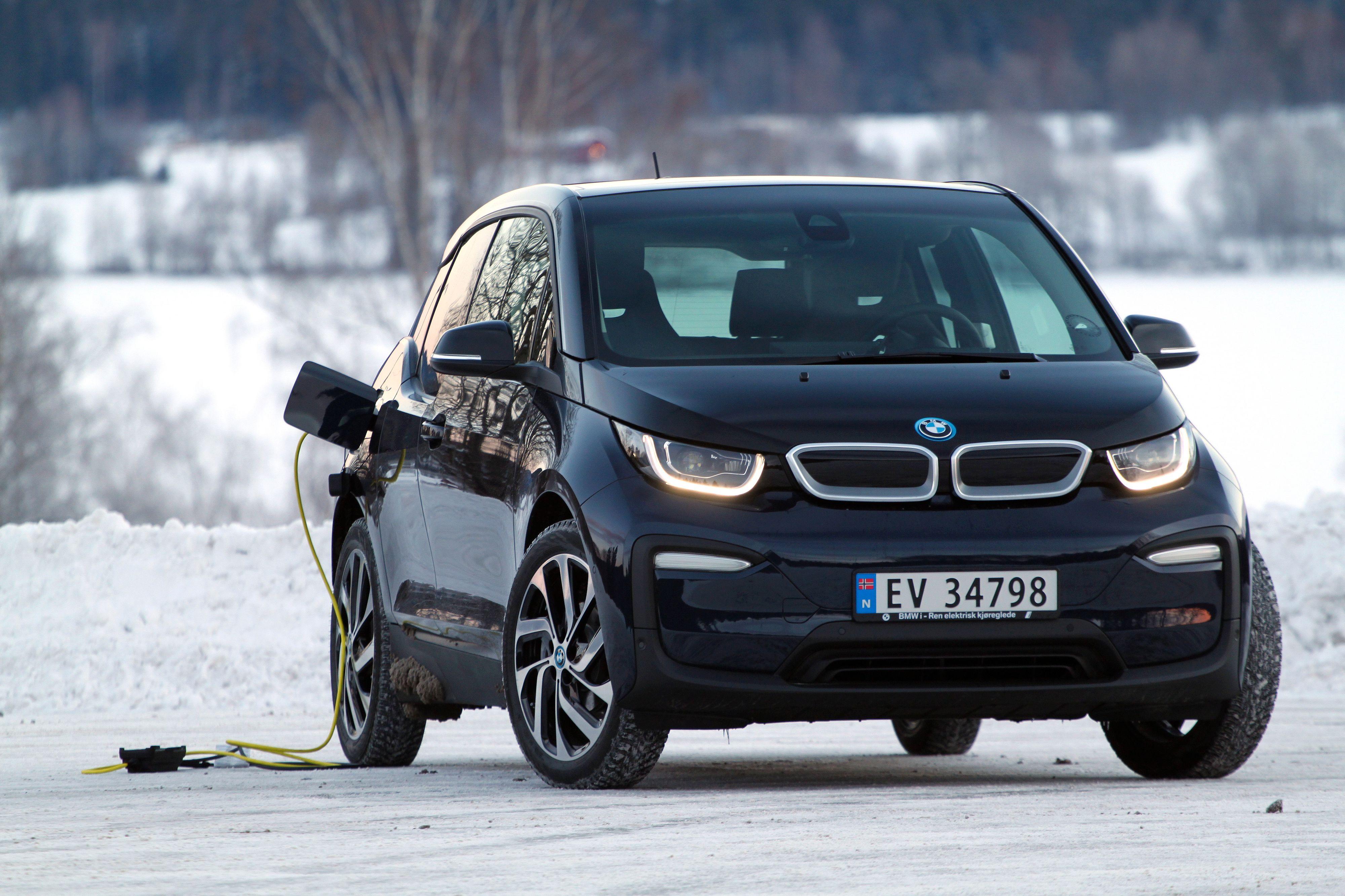 BMW i3 er den nest mest leverte bilen så langt i mars.