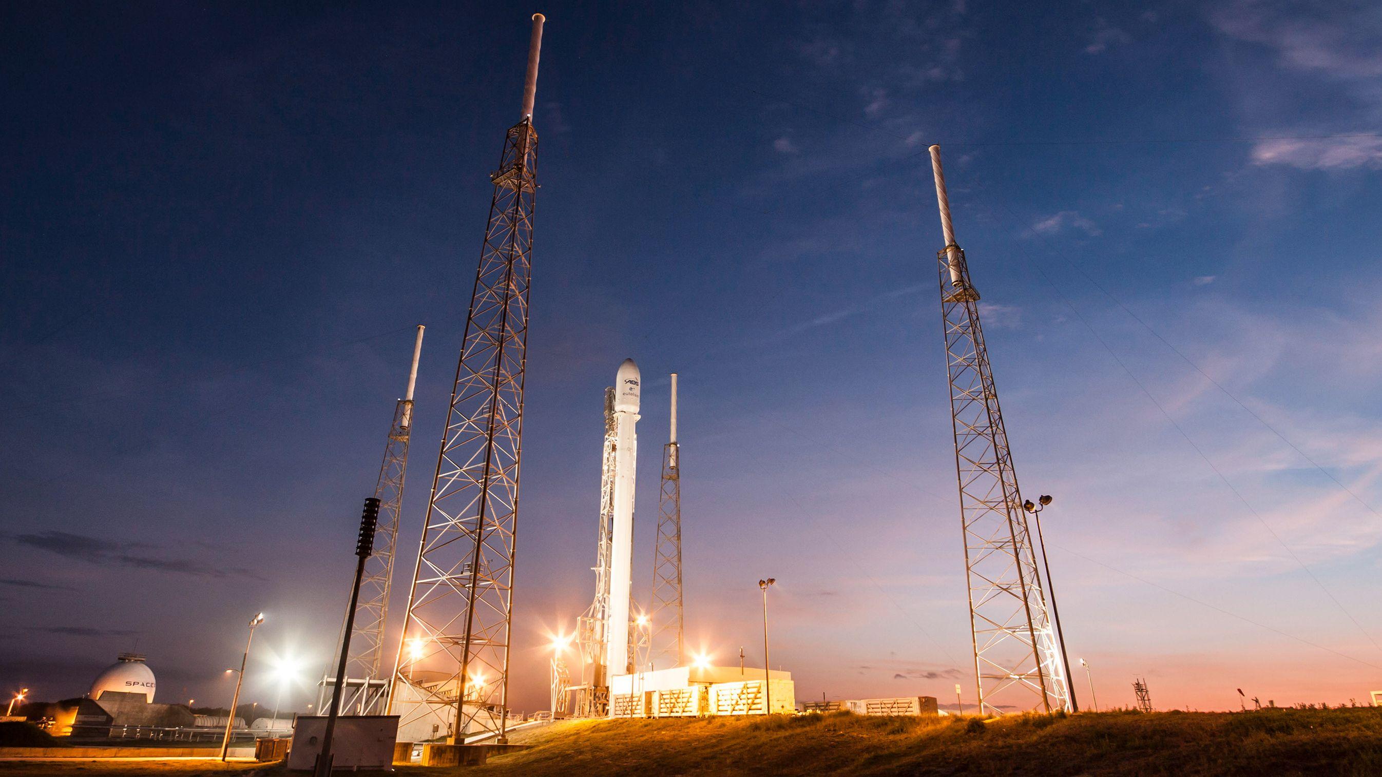 NASA gir SpaceX etterlengtet sertifisering