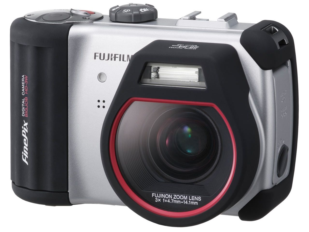 Digitalkamera i romdrakt
