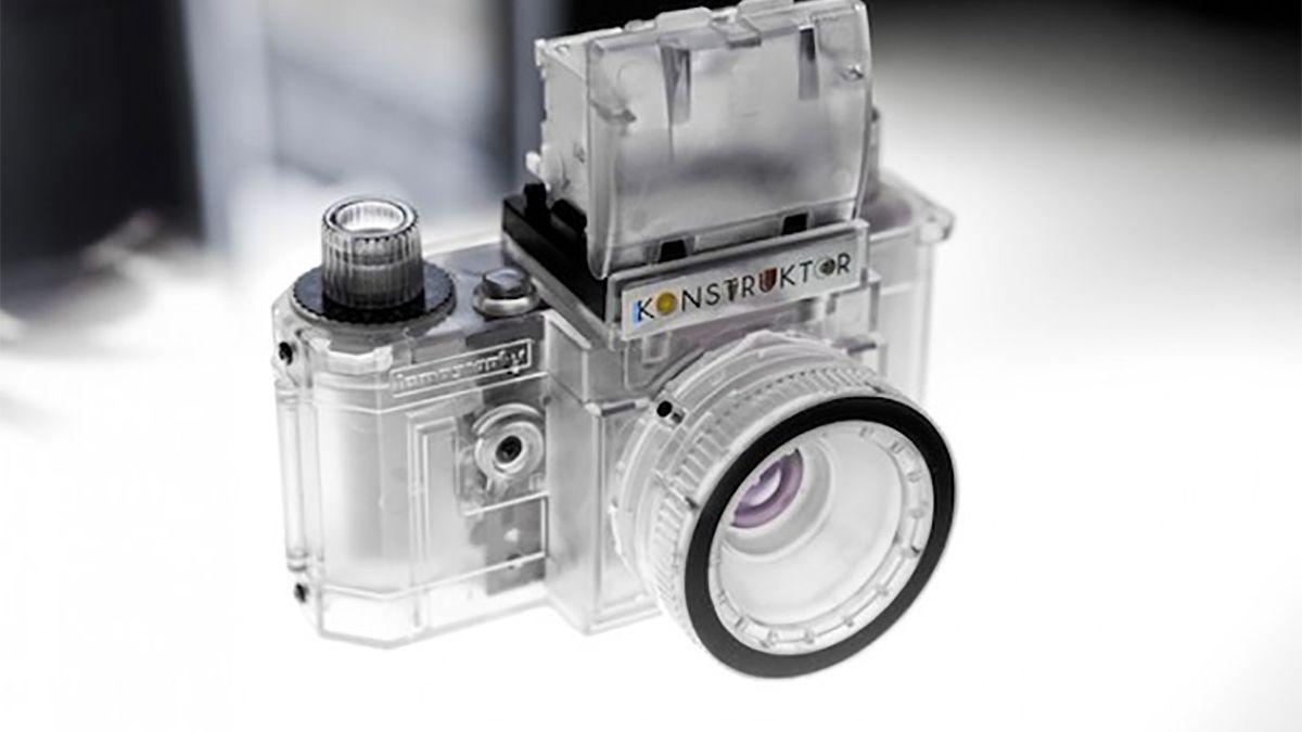 Skal det være et gjennomsiktig kamera?