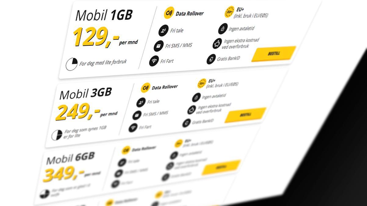 ICE-kunder får fri EU-roaming – og høyere regning