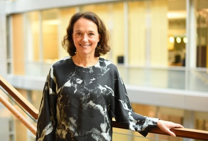 Birgit Bjørnsen, leder for TV og bredbånd i Telenor