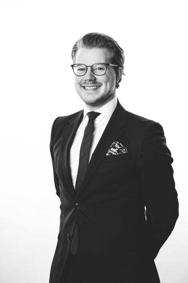 KJENNER KJØPERE: Olav Fretland forteller at  meglerene kjenner til flere potensielle kjøpere som er interessert i boliger i øvre prissjikt.