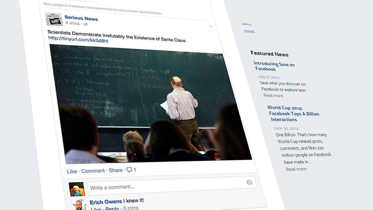 Endelig forsvinner «nyhetene» fra Facebook