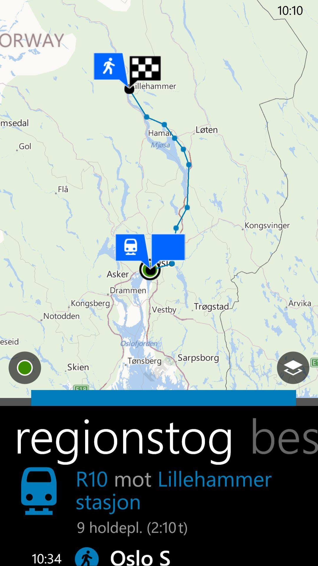 Here+-tjenestene er blant de beste navigasjonstjenestene du får på mobil.Foto: Finn Jarle Kvalheim, Amobil.no