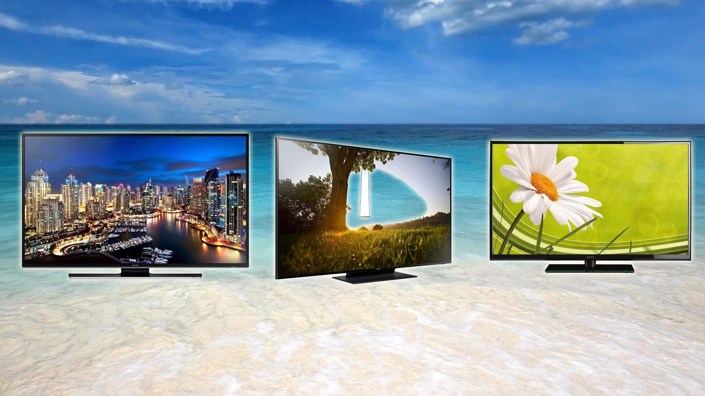 Seks hete TV-tilbud i sommervarmen