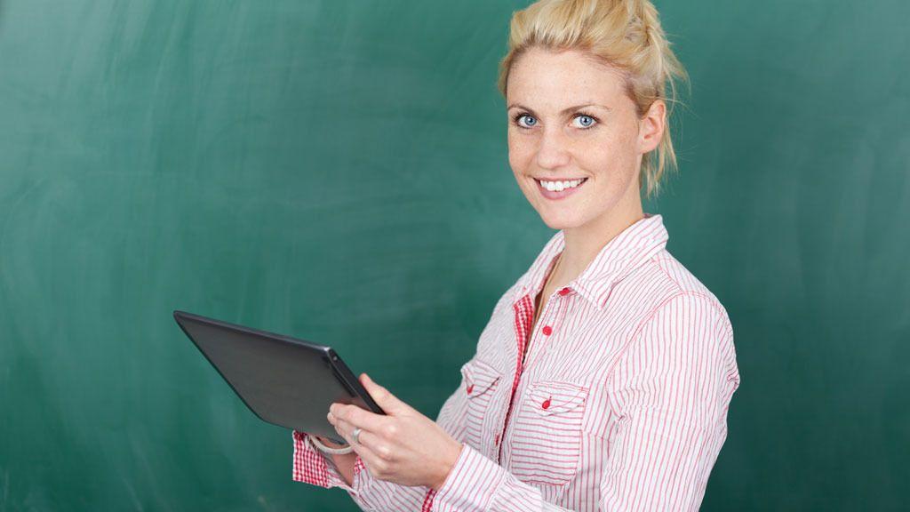 Bare flaks om skolelæreren kan IKT
