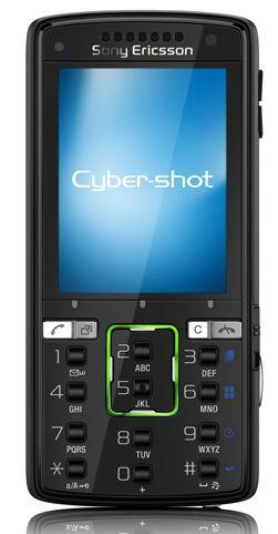 K850i er en av Sony Ericssons mobiler som har autofokus. (Foto: Sony Ericsson)