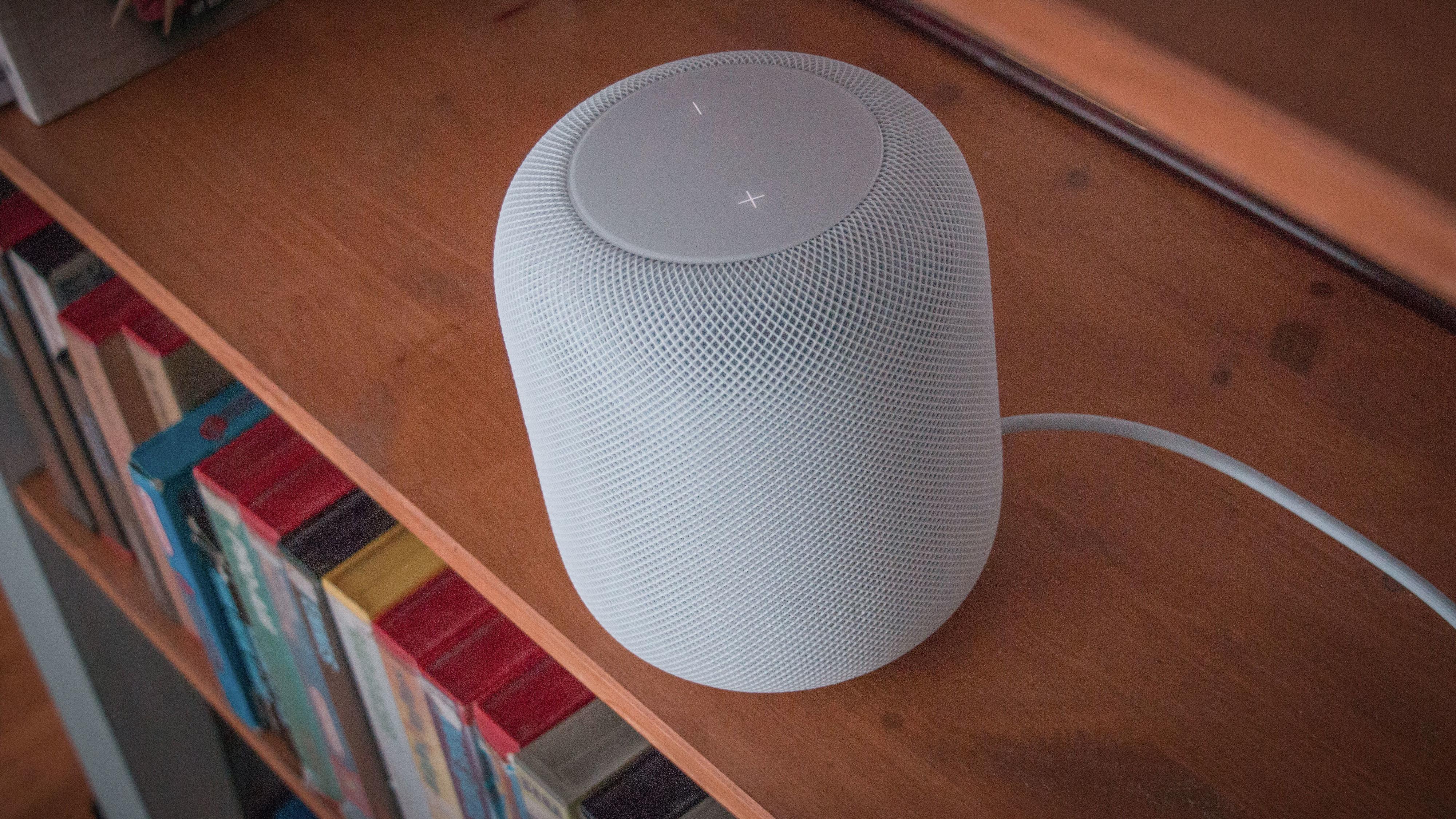 Apple økser HomePod-høyttaleren