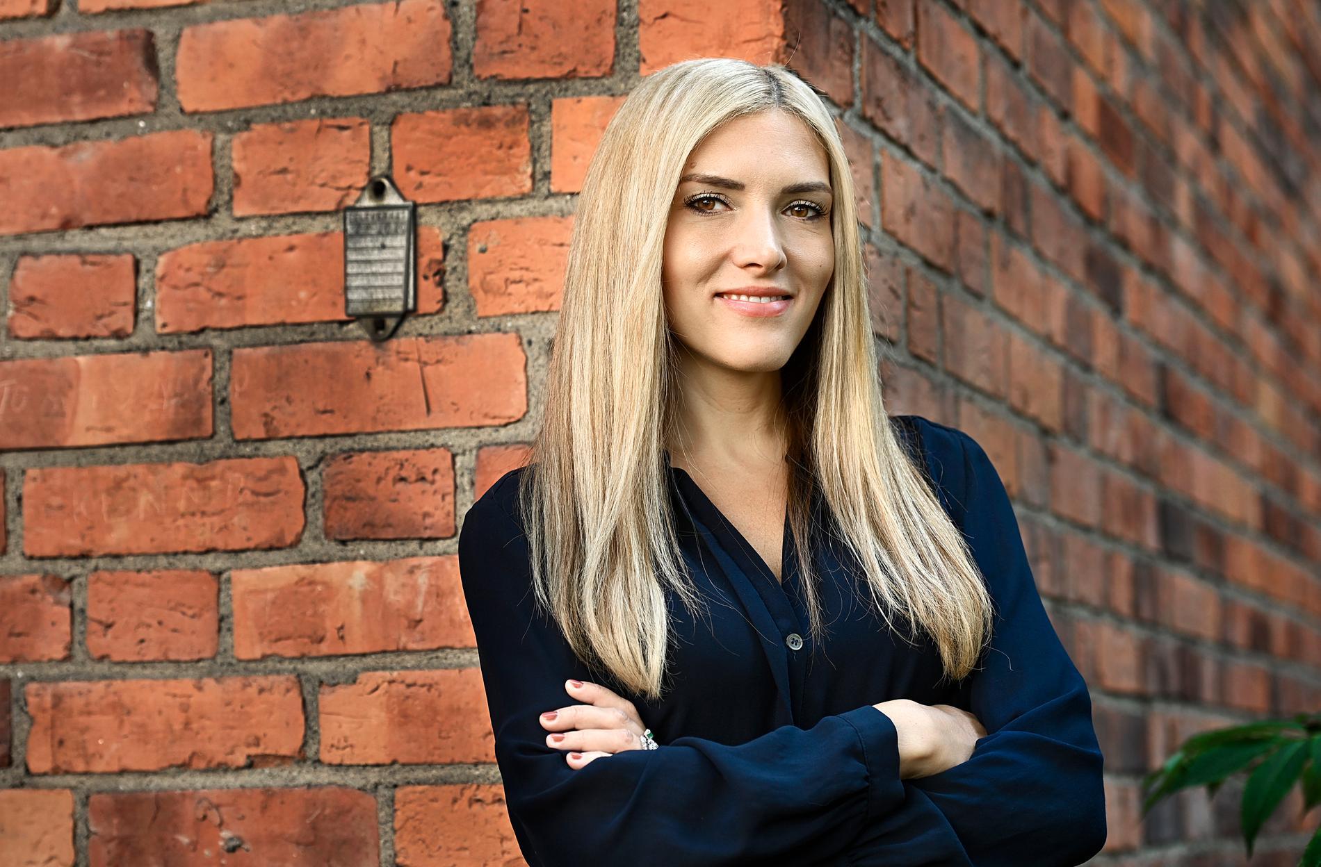 Psykologen Suzan Mobarke