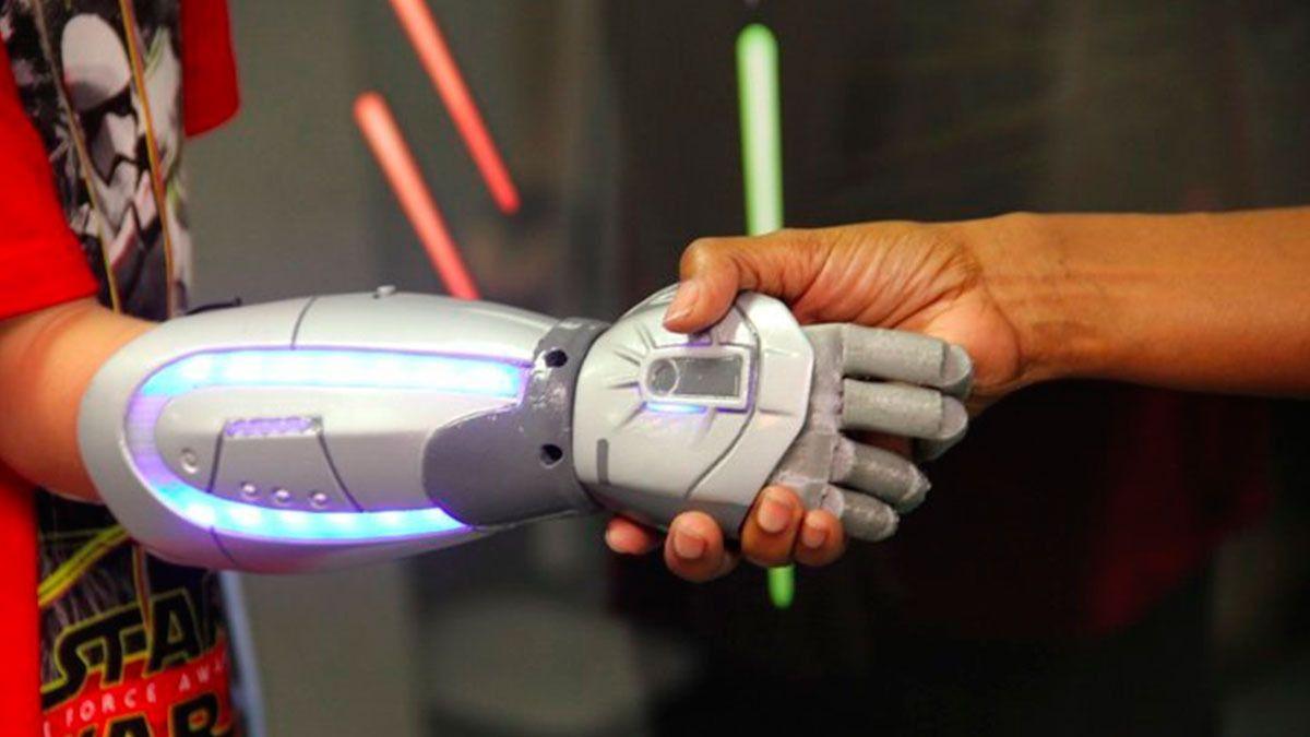 Disney vil bidra til å lage proteser som barn faktisk vil bruke