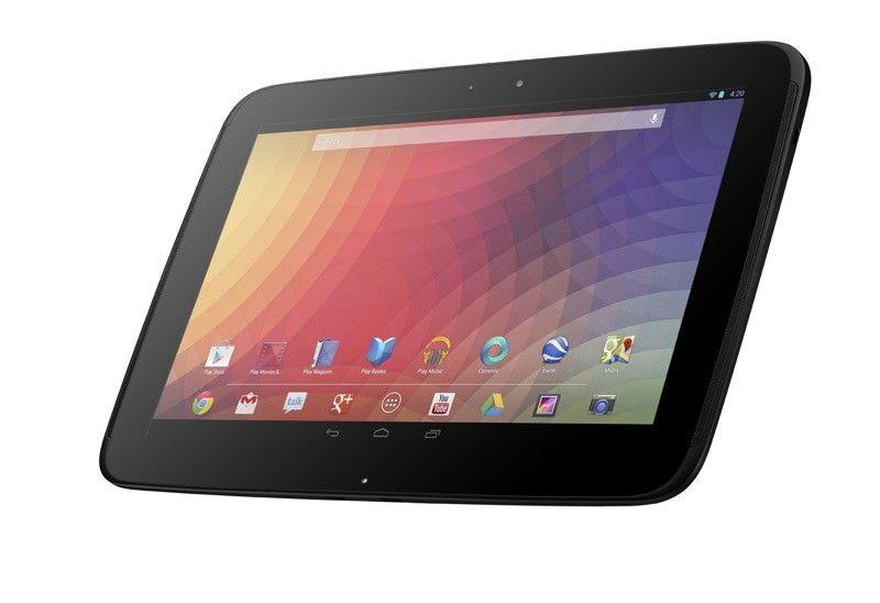 Det nye Nexus-brettet er laget av Samsung, men har fått en rundere design enn dagens Galaxy-nettbrett.