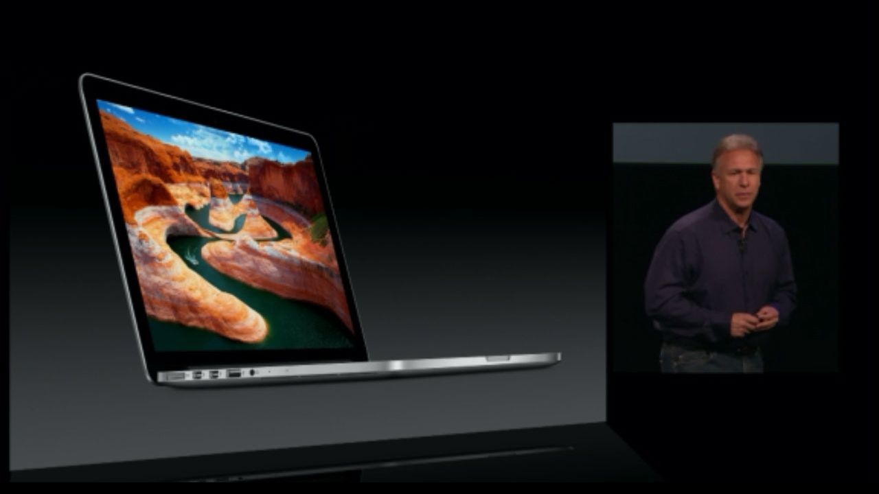 Apple slenger med leppa