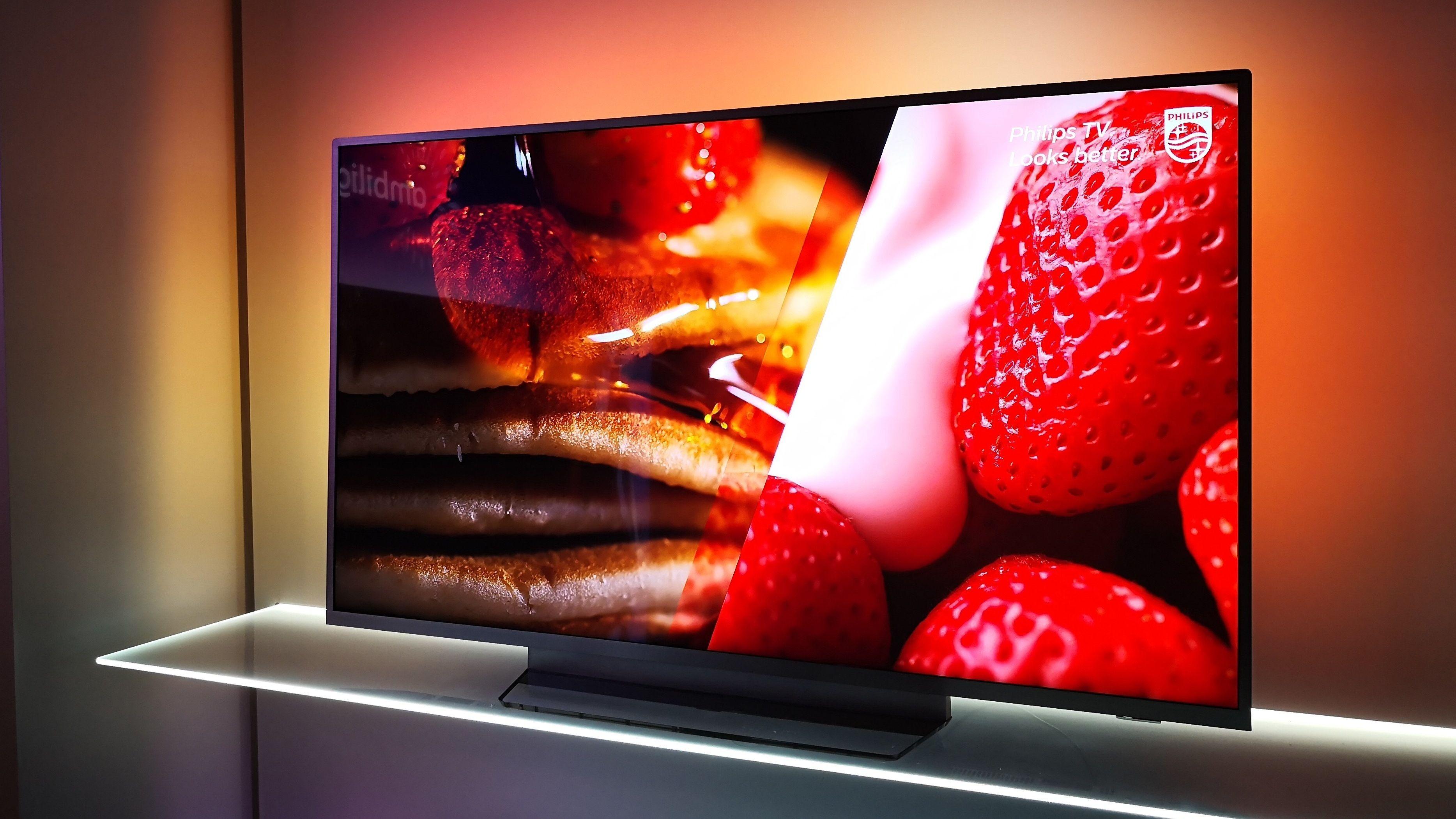 Philips 4K-TV-er 2018