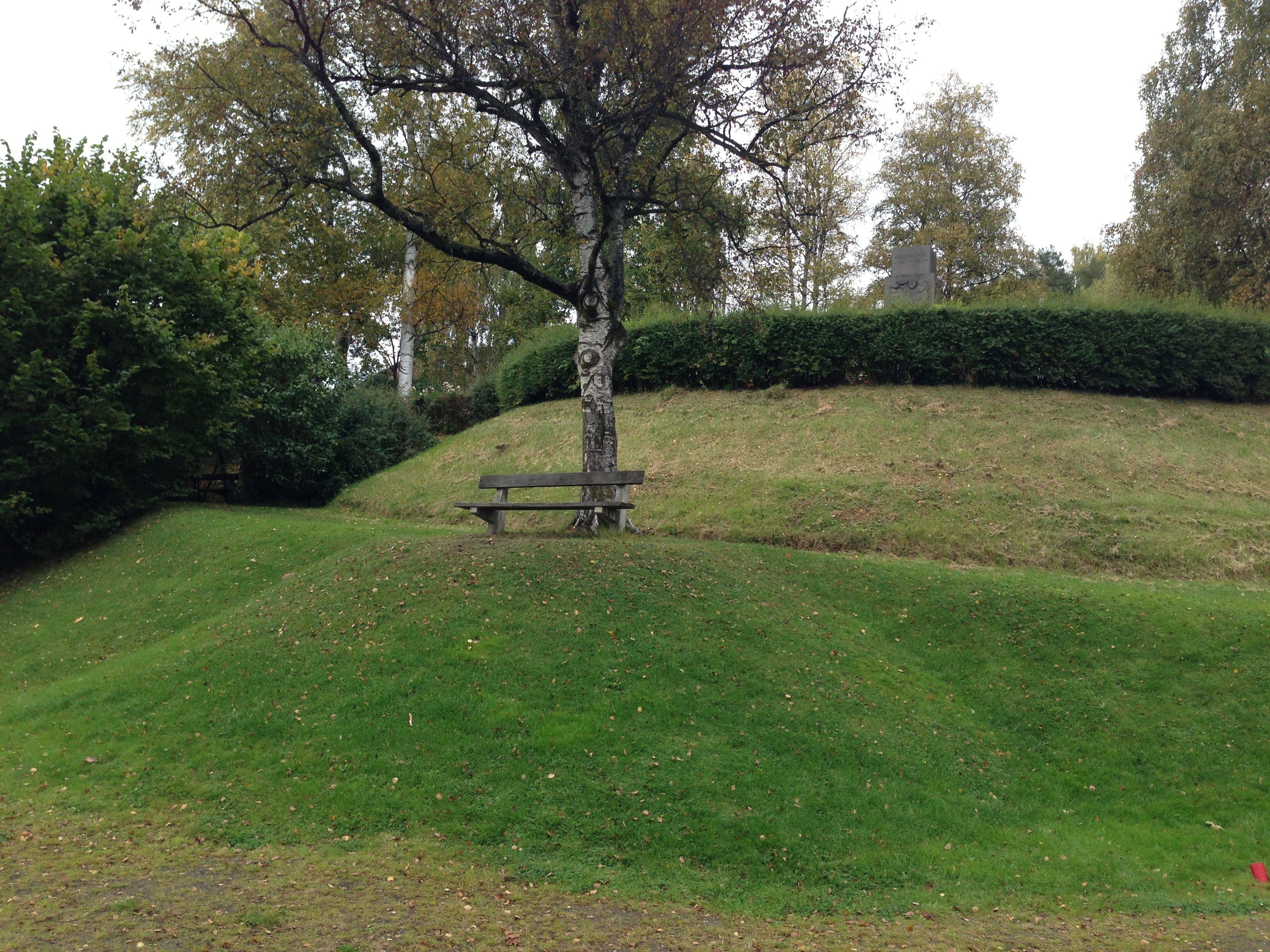 Høst i Nordre Park