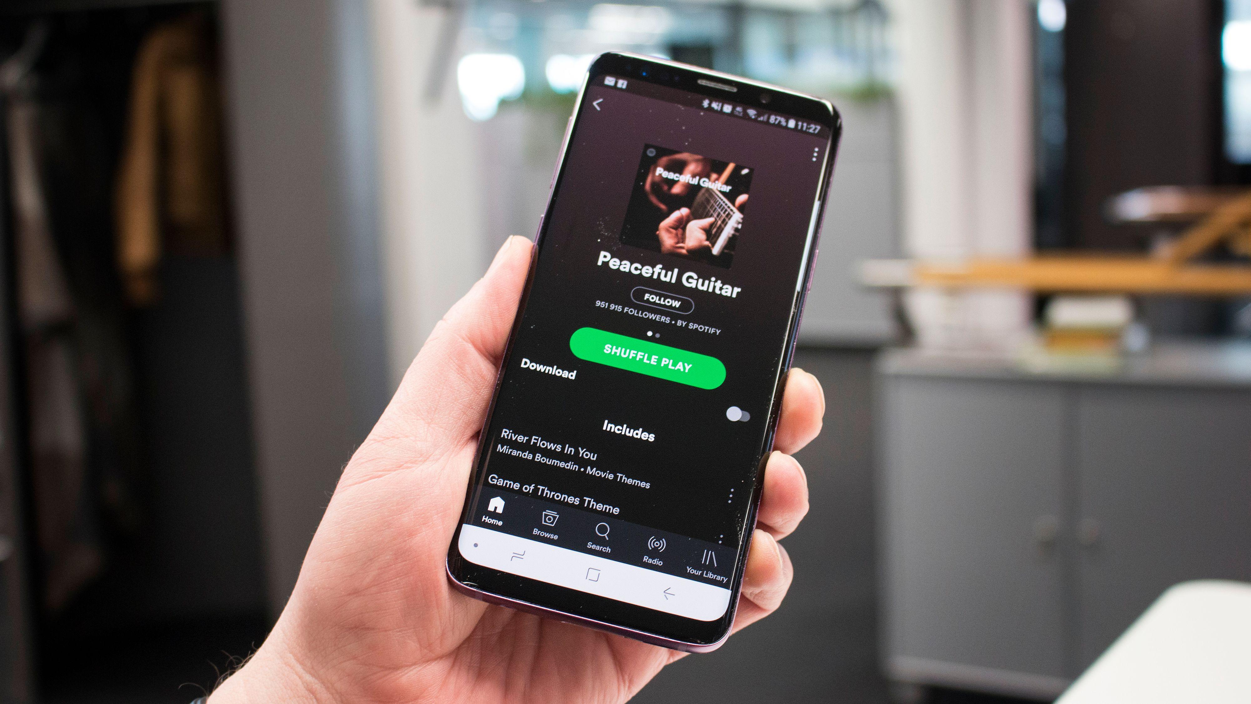 Nå blir gratis-Spotify en god del bedre å bruke