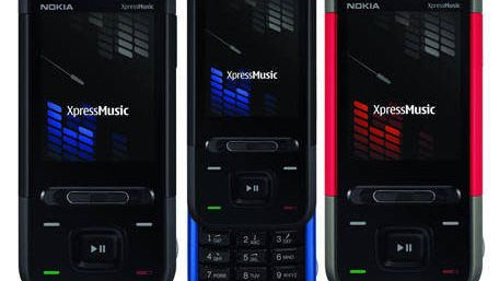 Nokias nyeste musikkmobiler