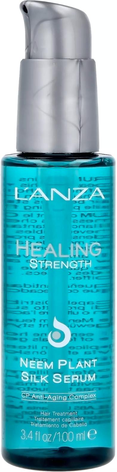 Hårserum från Lanza mot torr hårbotten.