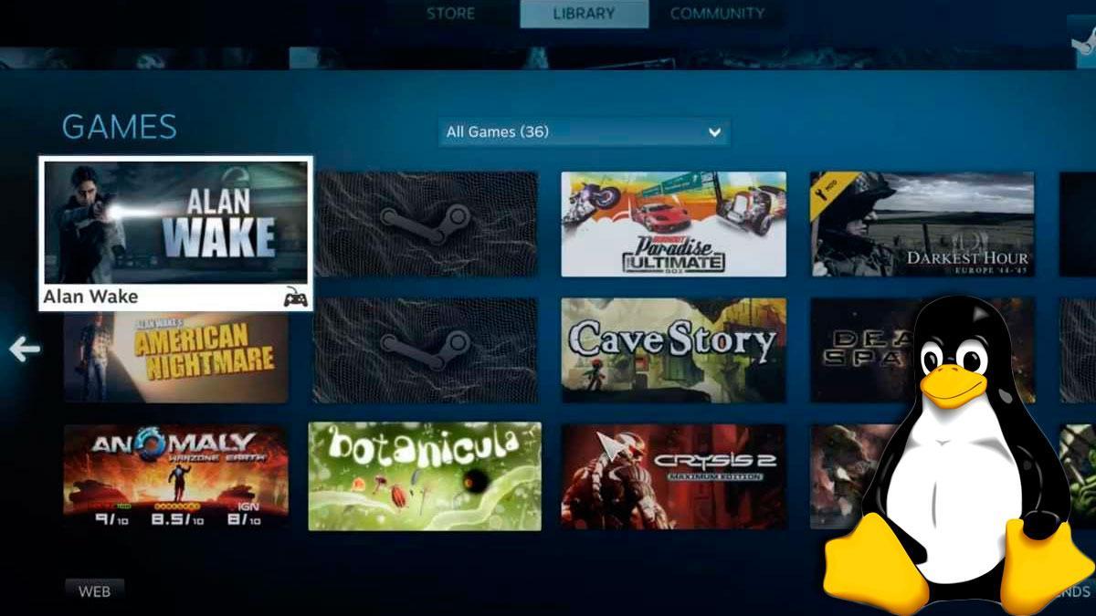 Linux er fortsatt ingen spillerfavoritt, til tross for nye SteamOS