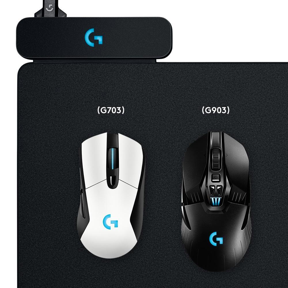 Logitechs to nye spillmus: G703 og G903.