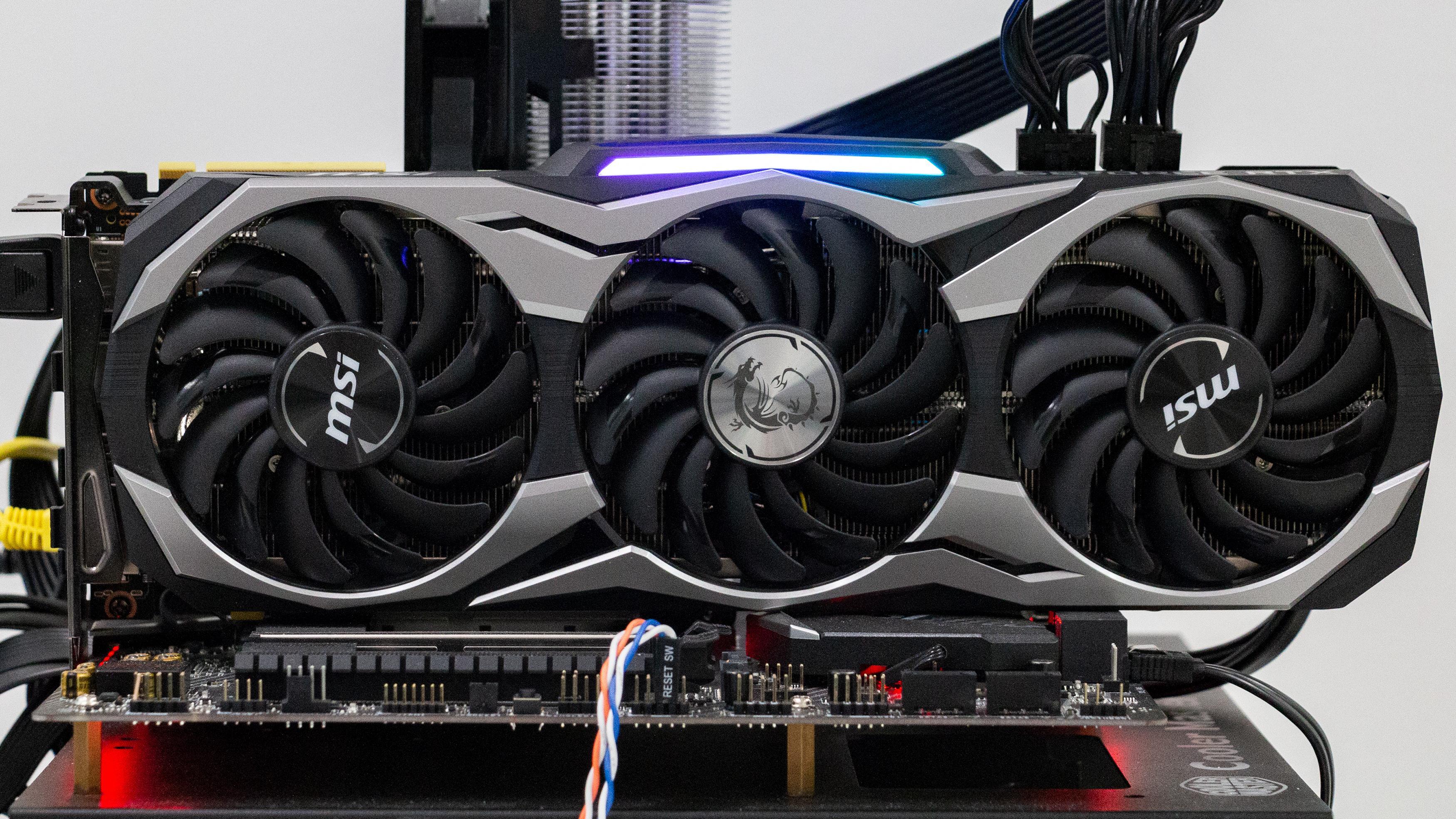 MSI Duke OC er nyeste utfordrer til Nvidias FE-modell.